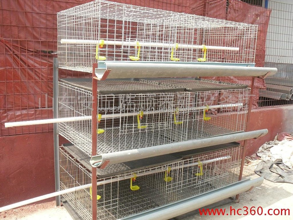 steel wire mesh industrial cages for rabbits