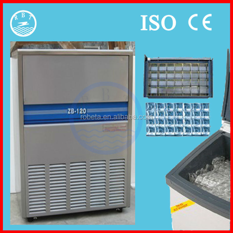 CE Approved Robeta small ice cube making machine