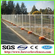 power coated frame finishing temporary fence temporary fence