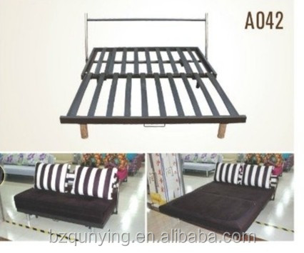 Chinese metal folding bed frame A042