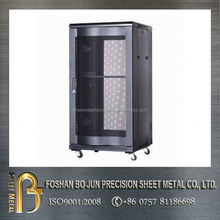 Foshan Bo Jun CNC machining 19 inch server rack cabinet enclosure