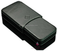 customized leather travel cigar case
