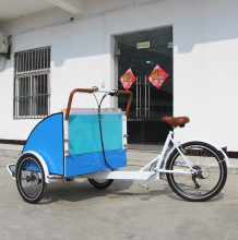 promotional advertising pedicab scooter producer factory