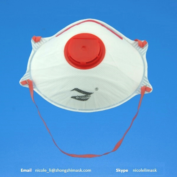 top selling disposable EN149:2001 air soft mask