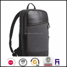 All Size Durable Leather Business Laptop Bag Backpack