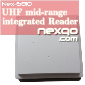 RFID UHF mid-range reader for libraries