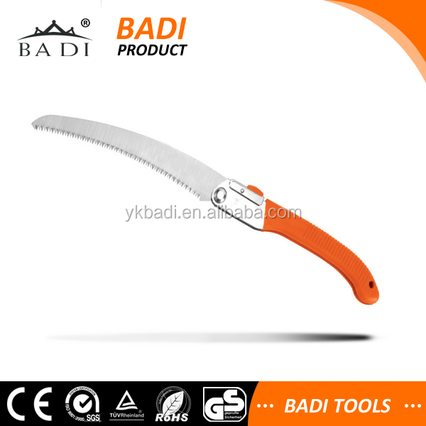 10 inch pocket camping folding hand saw