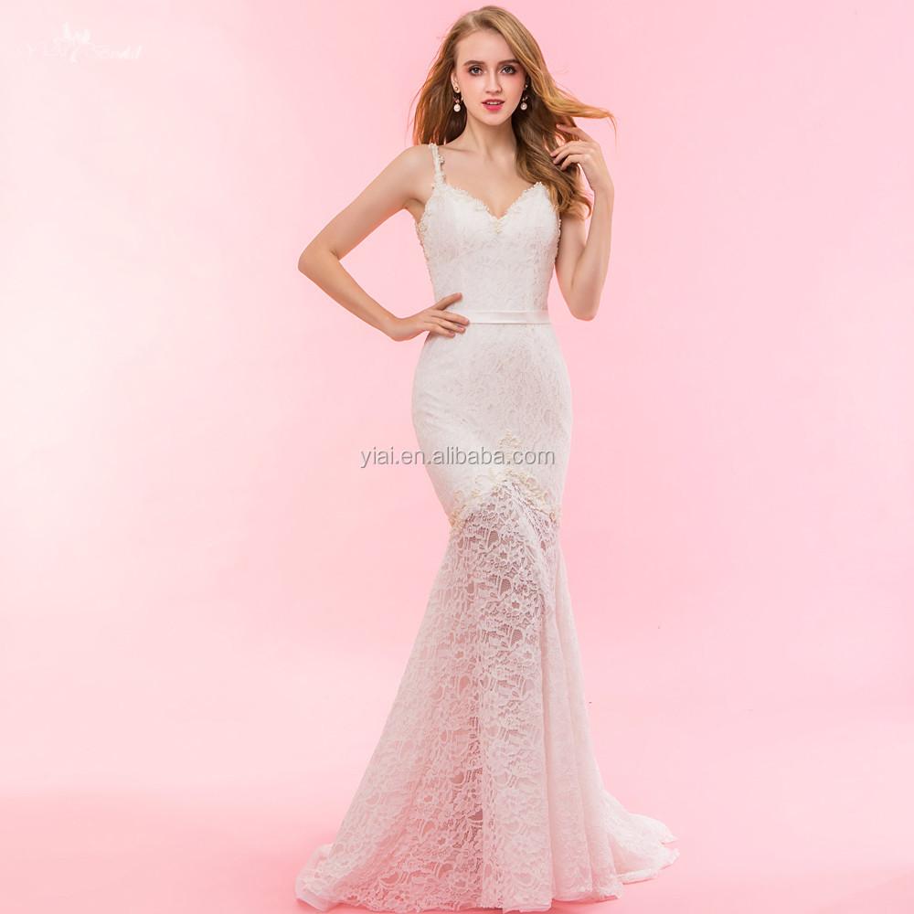 Großhandel transparent Hochzeitskleid Kaufen Sie die besten ...