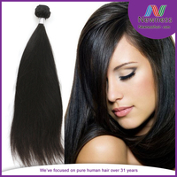 Factory Hair Extension Indian Remy Hair Suppliers Virgin Human Straight Hair