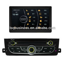 DVD player in car Renault Koleos with GPS,bluetooth,factory,wholesale