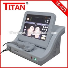 Skin tightening hifu for wrinkle removal system portable no-surgical treatment tighten sagging skin beauty machine