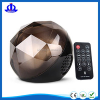 Jumon Color Changing Ball Light LED Bluetooth Speaker light with FM Radio and Remote Control