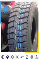 Made in China heavy duty Radial truck tire 10.00R20-18