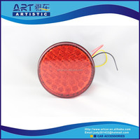 car flashing round 39 led brake light for malaysia