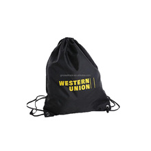 Cheap Promotional Best Price Interesting Durable Cloth Polyester Drawstring Bag With Sublimation Printing