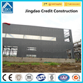 JDCC Low Cost Long-span Steel Structure Factory Workshop Buildings For Sale