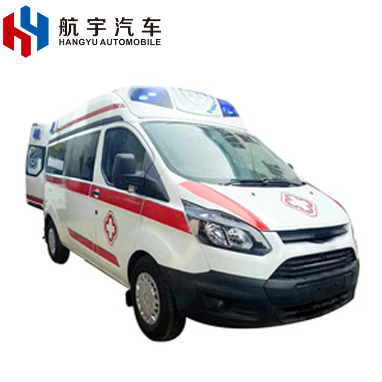 High Quality Hospital Ambulance Vehicle