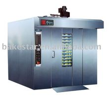 Gas type Rotary rack Oven
