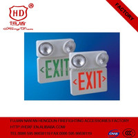 Emergency Exit Sign and LED waterproof Emergency lamp manufacturer