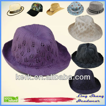 LSC01 Ningbo Lingshang High quality 2014 New promotion 100% Cotton cheap plain party hats