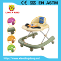 EUROPEAN STANDARD BABY WALKE WITH RUBBLE STOPPER EN U STYLE BASE WALKER WITH MUSIC AND LIGHT WITH LOVELY DOG FACE