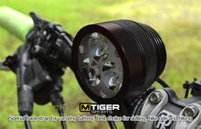 Wireless remote control switch MT-remote-XII 3 xcree LED High power Mtigersports Bike light