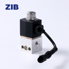 Cheap price reasonable structure 2 position 3 way 24v truck solenoid valve