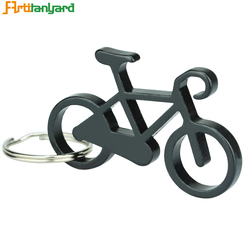 Promotion Key Ring Bottle Opener With Key Chain