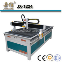 JX-1224 China aluminum sheet cutting cnc router machine for sale