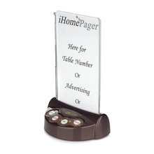 Ihomepager 4 Keys Button Wireless Waiter Call Button For Hotel
