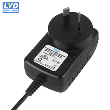 eu us uk aus plug adapter for 7.4v lithium ion battery pack 8.4v 1000ma electric car battery charger