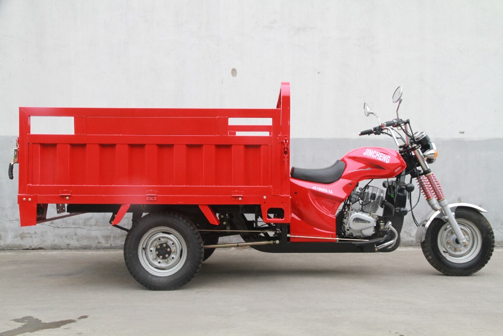 New Style 2016 Guangzhou Fair Three Wheel Motor Tricycle for Cargo