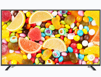square no brand small size led tv
