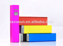 fashional kabo 2600mah mini perfume power bank with real capacity