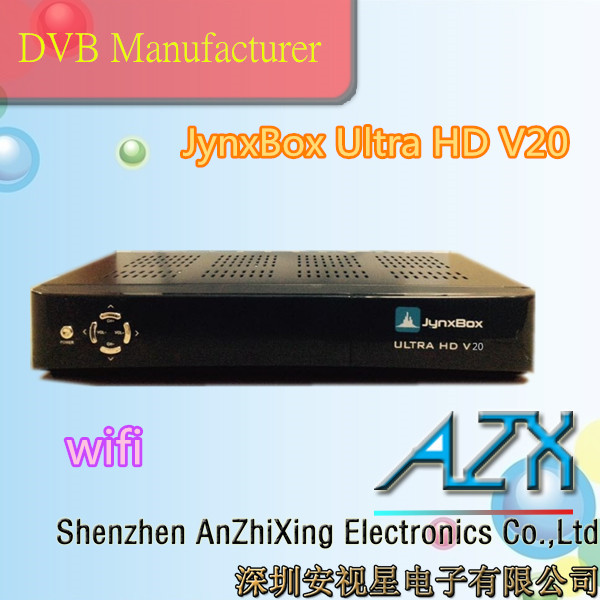 jynxbox ultra hd v16 jynxbox ultra hd v2 jb200 8psk module JynxBox Ultra HD V20