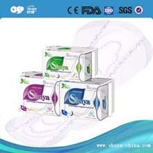 lady sanitary pads,sanitary pads with negative ion ,sanitary pads with free samples