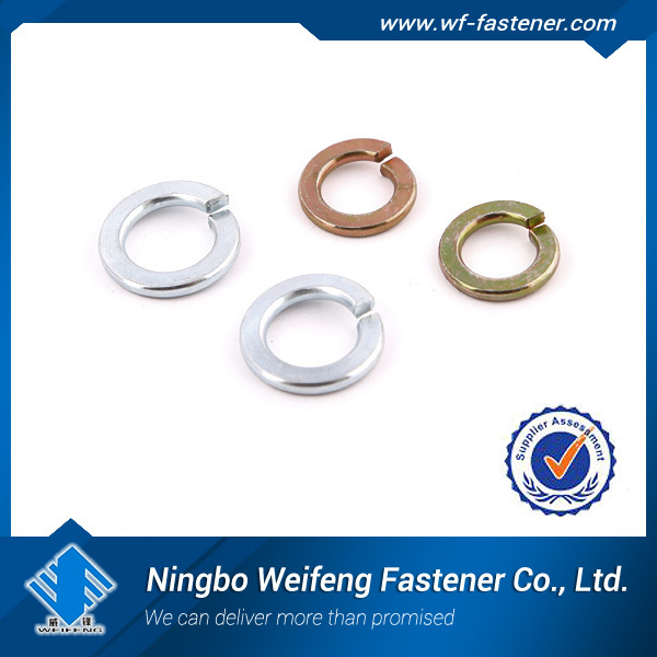 Spare Parts TS16949 Certificated Good Material 7075 aluminum machining lock cup flat washers china alibaba supplier manufacture
