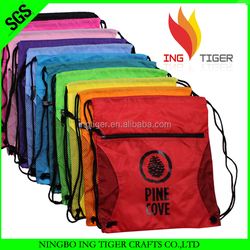 2016 Hot Sales Promotion Recycled OEM Manufacturer 2013 new design gym sports bag pu leather