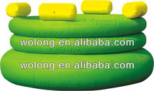 custom inflatable pool outdoor inflatable water toys inflatable toys for water lanch game