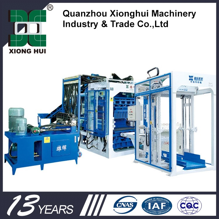 XH03-20 Best Selling Products In Japan Price In India Brick Block Machine
