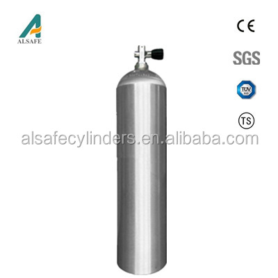 30Mpa high pressure scuba diving used cylinder gas cylinder