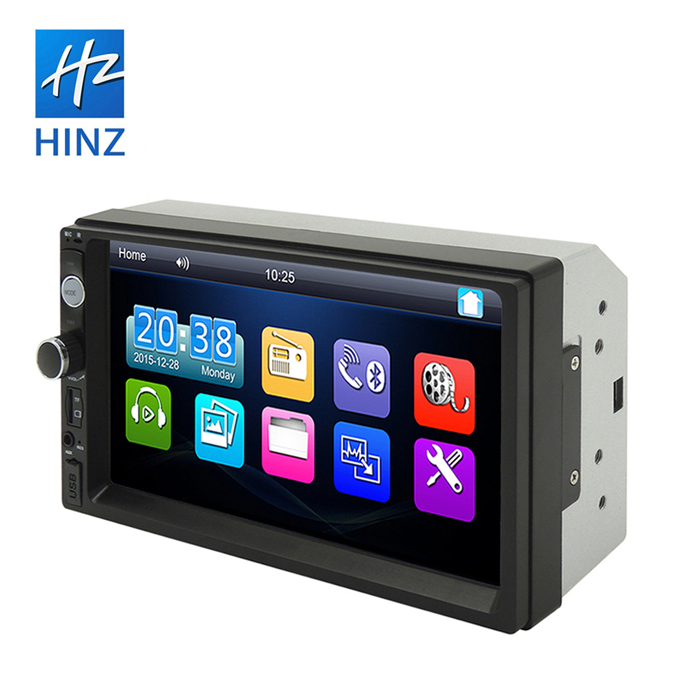 car 2 din 7 inch bluetooth audio in dash touch screen car audiocar 2 din 7 inch bluetooth audio in dash touch screen car audio stereo car video player usb support