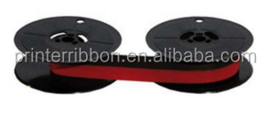 Ribbon Olivetti Typewriter Black and Red Gr. 8 13mm. x 10mts