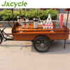 street vending three wheel outdoor mobile coffee shop bike