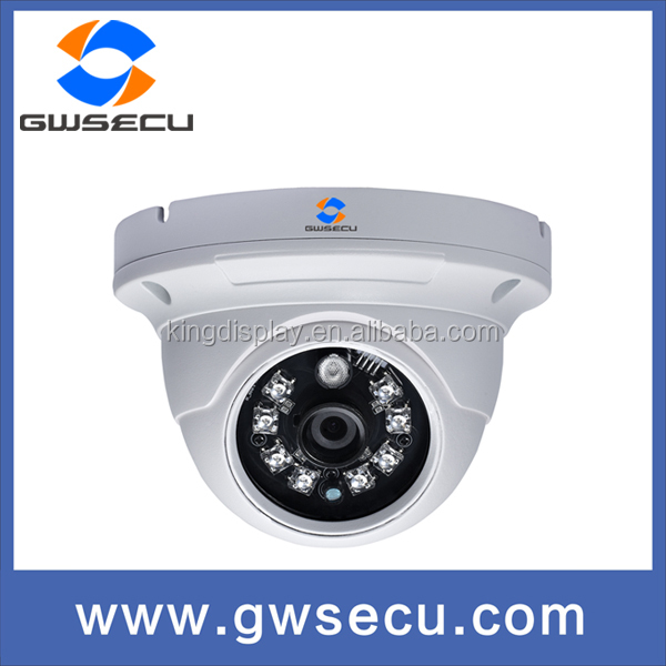 ISO Factory Low Cost 2mp IR Array dome cctv Camera working with ONVIF CMS WDR 100dB IP66 outdoor use