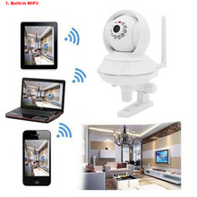 High definition digital Camera Type IP camera Support Android /iOS system WIFI style battery powered ip camera