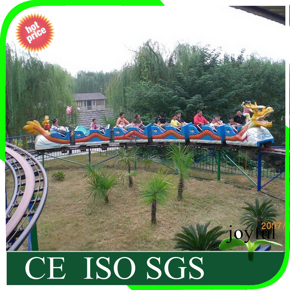 outdoor games rides family roller coaster amusement rides Mini Shuttle rides playground equipment for sale