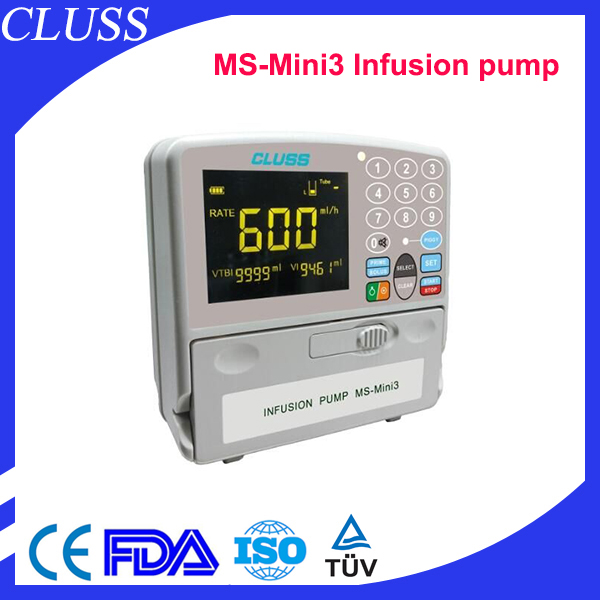 best pice veterinary syringe infusion pump of MS-Mini3
