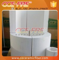 CCE FIRE Fireproof 1000C Calcium Silicate Pipe