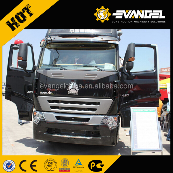 Sinotruk mack tractor truck 4X2 mercedes 6x4 tractor truck for sale